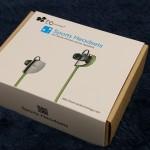 EC Technology、Bluetooth イヤホン(ランニング仕様)  開封の儀【レビュー】【提供】