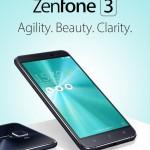 ASUS,ZenFone3(ZE552KL)を発表!スペック、価格、発売日情報まとめ!