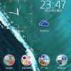 Android7.0 Nougat(ヌガー)風UIにできるXperiaテーマがダウンロード可能に!