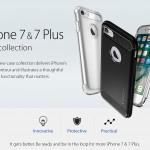 iPhone7,7Plusのデザインはこれで確定?Spigen.comにiPhone7シリーズのケースが出現。
