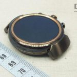 Asus、ZenWatch3(W1503Q)と思われる新型スマートウォッチの画像が流出!