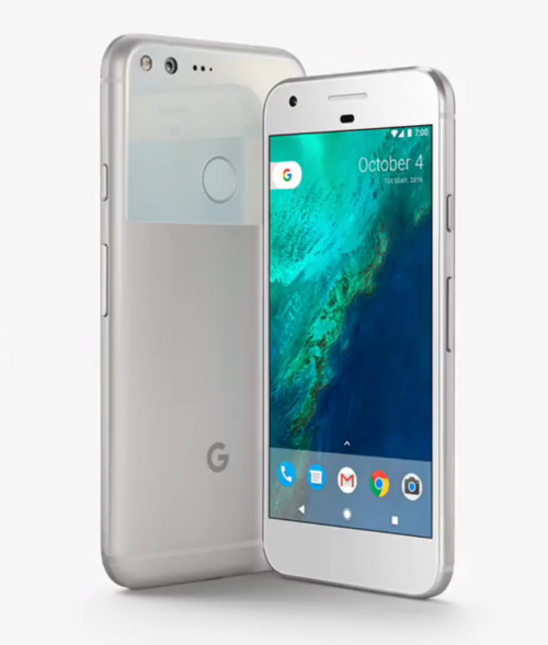 Google、最新スマートフォン「Pixel」を発表!スペック、カラーをチェック!