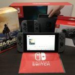 Nintendo Switchが来た!簡易購入レビュー/購入を迷っている人へ。