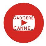 GadgeRe Channel開設しました。
