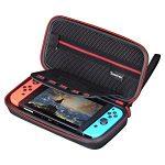 Nintendo Switch用のスタンド機能付きケースがいい感じ!
