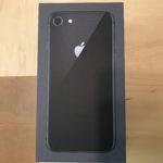 iPhone8がやって来た!懐かしの背面ガラス復活【デザインレビュー・ファーストインプレッション】